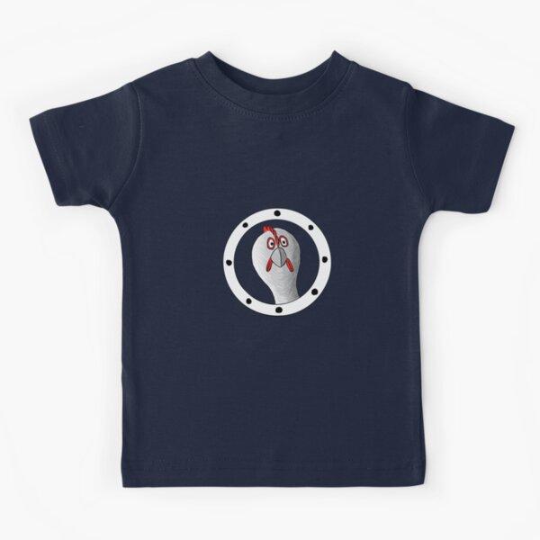 A NEW Chicken in a Submarine! Kids T-Shirt