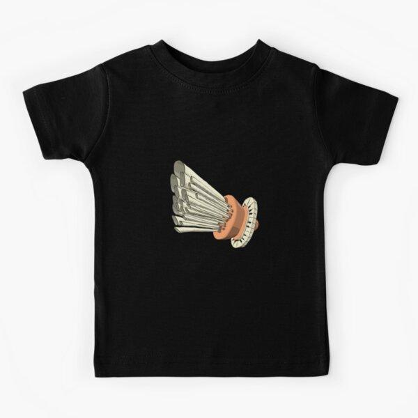 Sapce Wind Organ Kids T-Shirt