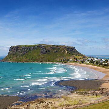 Stanley Tasmania by KeithHawley