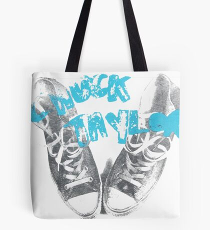 Sneakers from the 70's Tote Bag