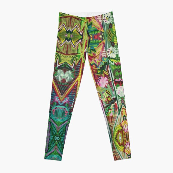 Thistle Design - 2015 Leggings
