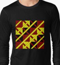 Polydirectional Long Sleeve T-Shirt