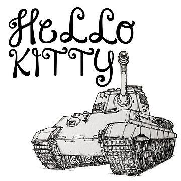 Hello Kitty [TANKS] by General-Rascal