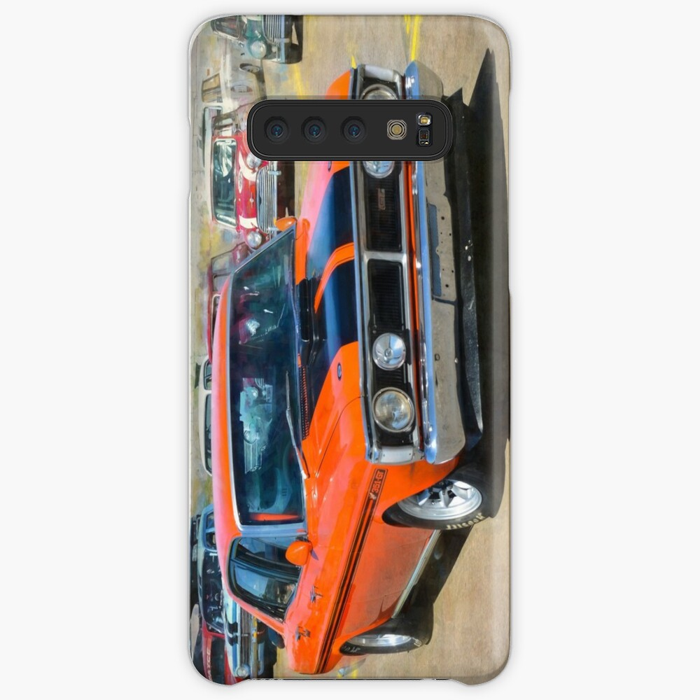 Red XY Ford Falcon 351GT Cases & Skins for Samsung Galaxy