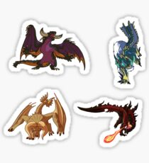Monster Hunter Stickers Sticker