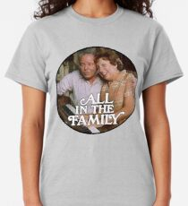 Archie and Edith Classic T-Shirt