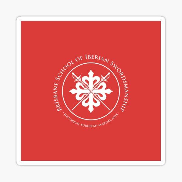 BSIS Logo small Sticker