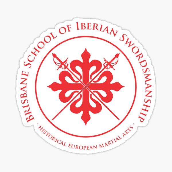 BSIS Red Logo Sticker