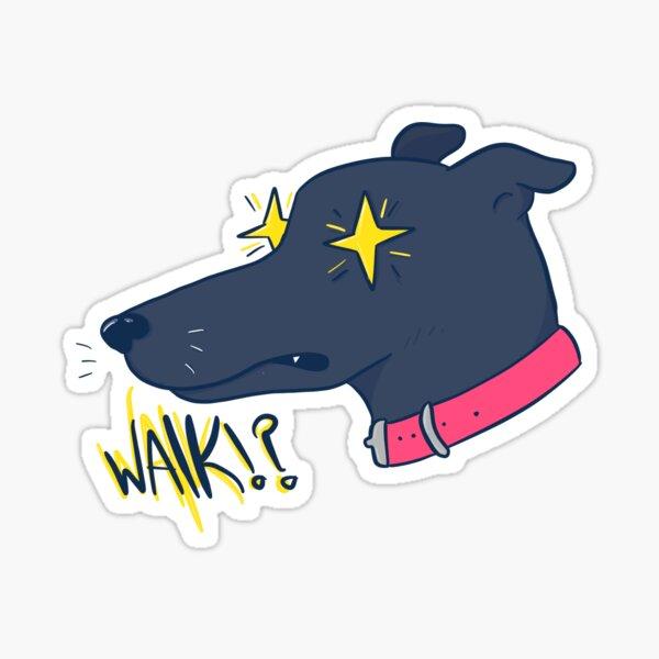 wALk?! Sticker