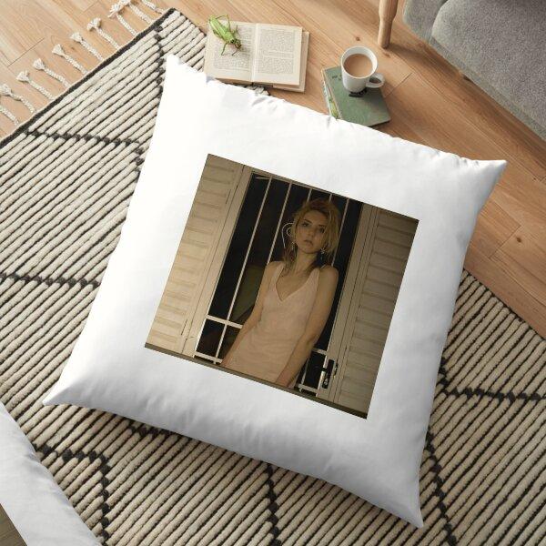 Modern Art Nouveau Floor Pillow