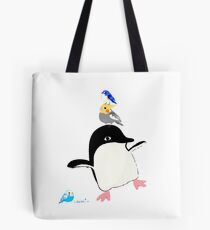 Another Bremen Town Musicians Tote Bag