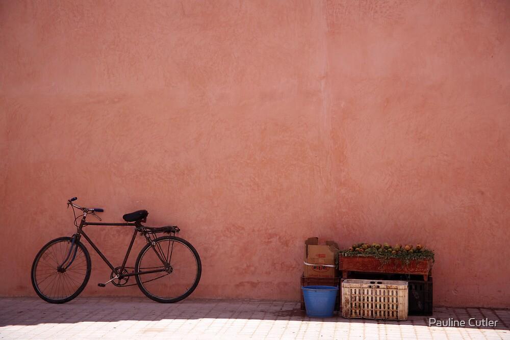 Bike, Marrakech, Morocco by PaulineC