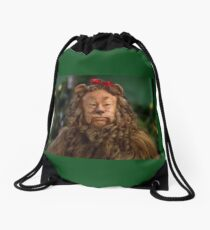 lion Drawstring Bag
