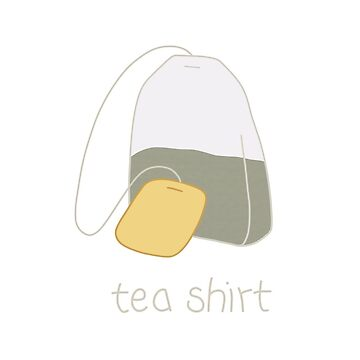 tea shirt by BGWdesigns