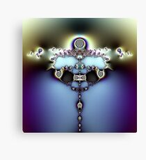 The Scepter Canvas Print
