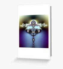 The Scepter Greeting Card