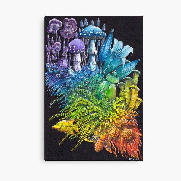 Terra Mare #1 Canvas Print