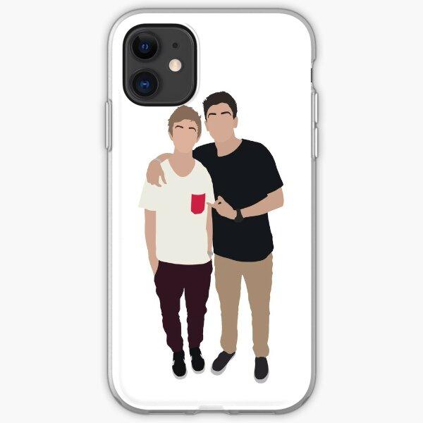 Jack and Jack iPhone Soft Case