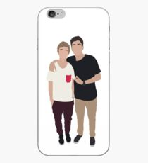 Jack and Jack iPhone Case