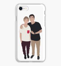 Jack and Jack iPhone Case/Skin