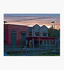 FAIRMONT ELEMENTARY SCHOOL Photographic Print