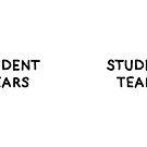 «Taza de lágrimas de estudiante» de Garyck Arntzen