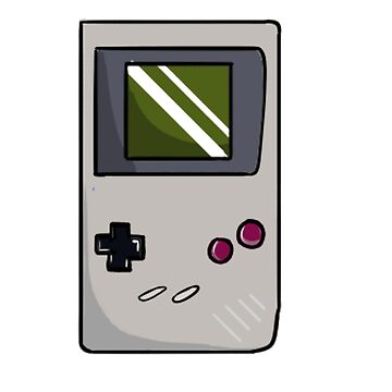 Game Boy -Nintendo by WilliamBourke