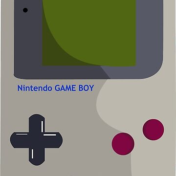 Game Boy by WilliamBourke