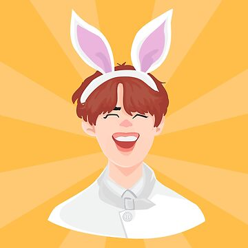suga bunny ears by maryeaahh