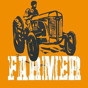Jatt Farmer by inkstyl