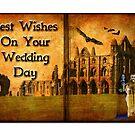 Best Wishes On Your Wedding Day by GothCardz