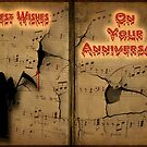 Best Wishes On Your Anniversary by GothCardz