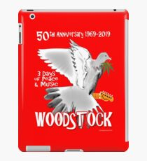 Woodstock 50th Anniversary iPad Case/Skin
