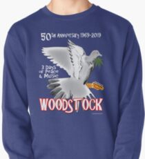 Woodstock 50th Anniversary Pullover