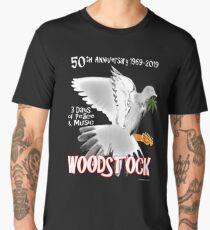 Woodstock 50th Anniversary Men's Premium T-Shirt