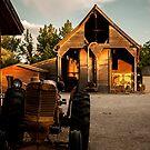 Evening on the Farm by Kris10Tee
