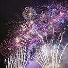 London Fireworks 2019 by chrisjdalton