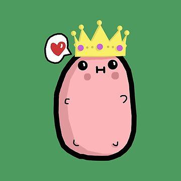 Potato love by viCdesign