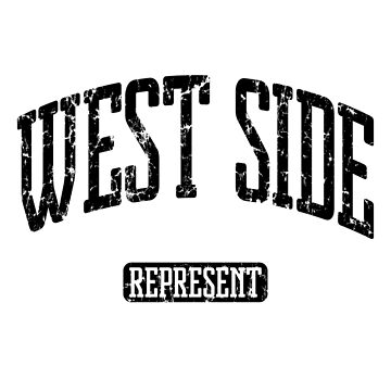 West Side Represent by smashtransit