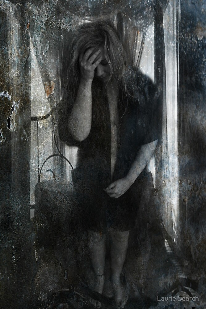 Pain and Self Loathing by Laurie Search