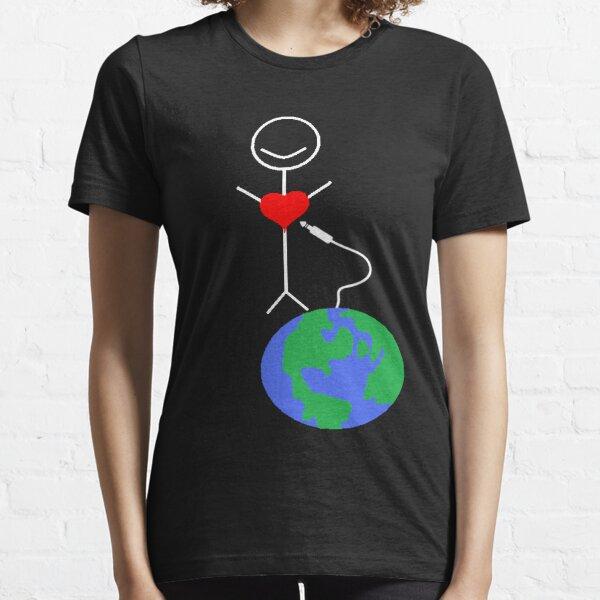 Heart Speak Essential T-Shirt