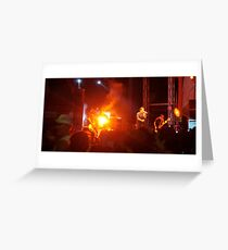 Grinspoon Greeting Card
