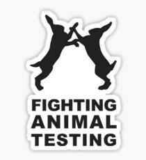Neatar: Fighting Animal Testing Sticker