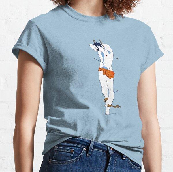 Agonie von St. Sebastian Classic T-Shirt
