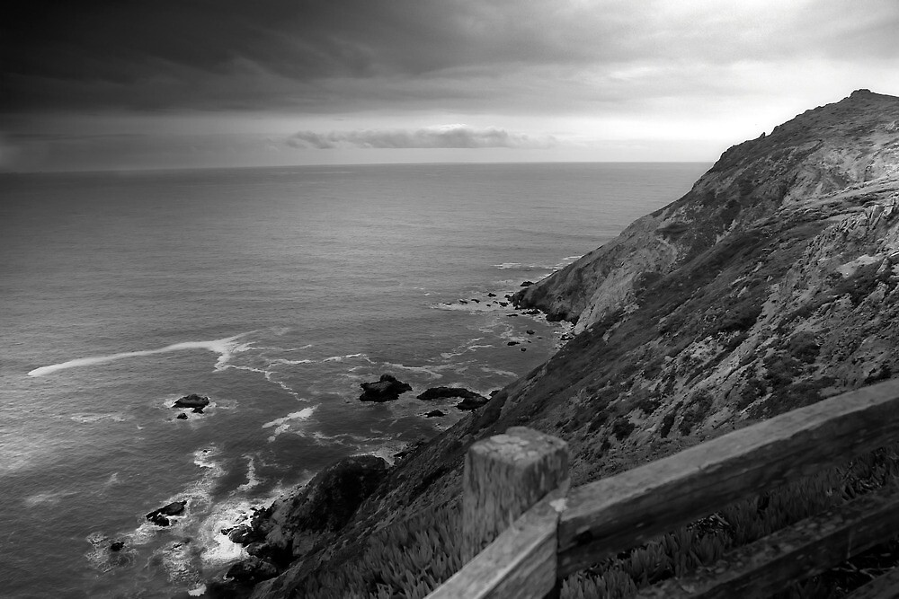 Mendocino Coastal Drive by Richard Mason