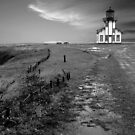 Point Cabrillo Lighthouse - Mendocino, California by Richard Mason