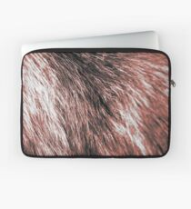 Coral fluff Laptop Sleeve