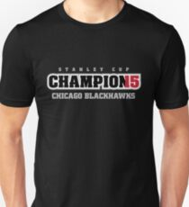 Stanley Cup Champions 2015 Unisex T-Shirt