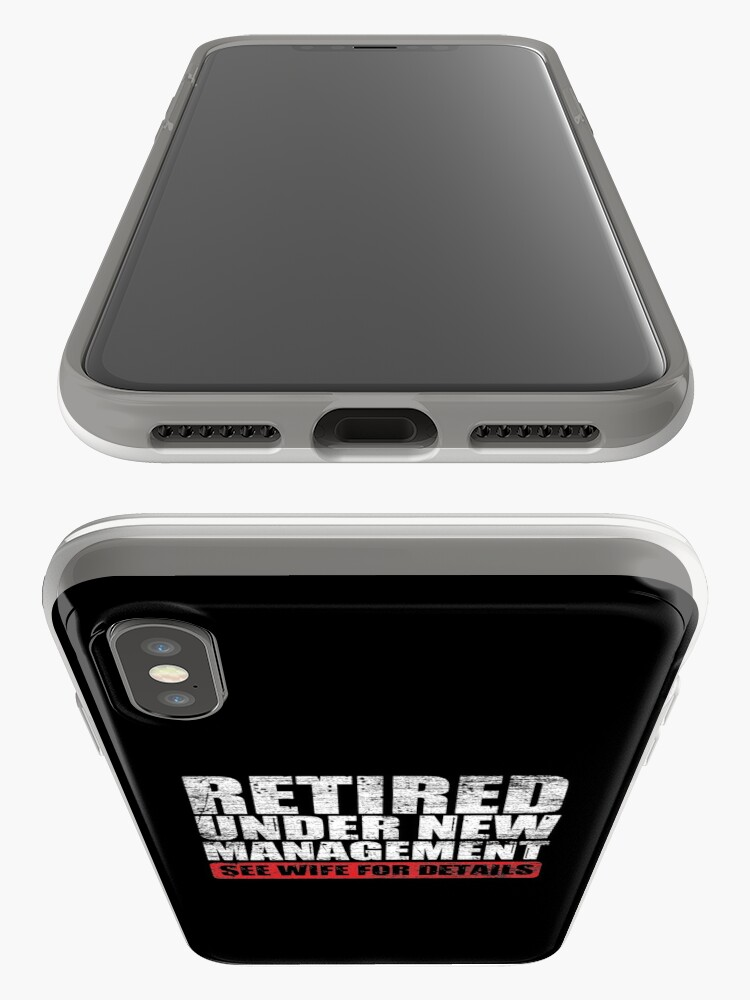 Alternate view of Retirement hobbies iPhone Cases & Covers