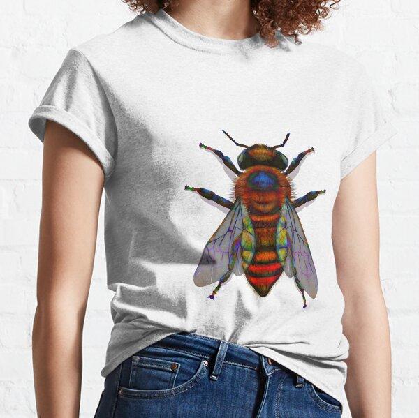 Bee Hot Summer Bee Classic T-Shirt